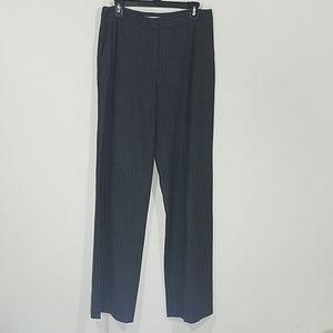 Maxmara 100% Wool Wide Straight Leg Dress …